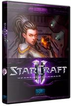 StarCraft 2: Wings of Liberty + Heart of the Swarm (2013) PC | RePack от z10yded