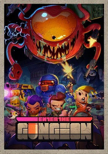 Enter The Gungeon Collector's Edition [1.0.3] (2016) PC | RePack от Let'sРlay
