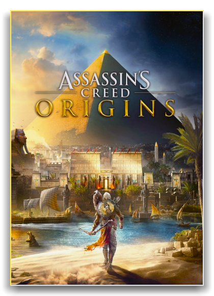 Assassin's Creed: Origins (2017) PC | RePack от R.G. Механики