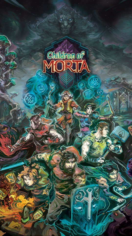 Children of Morta v.1.1.70.3 [GOG] (2019) (2019)