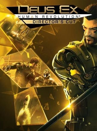 Deus Ex: Human Revolution. Director's Cut (2013) (2013)