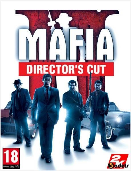 Мафия 2 / Mafia II: Director's Cut [v 1.0.0.1 | Update 5A + DLCs+Old Time Reality Mod] (2011) (2010)