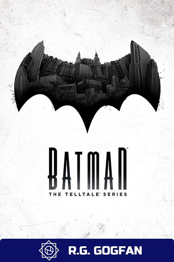 Batman The Telltale Series+Telltale Batman Shadows Mode [GOG] (ENG/RUS/MULTI8) от R.G. GOGFAN (2016) (2016)