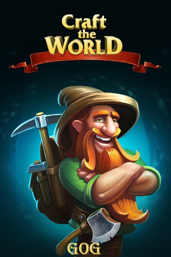Craft The World v.1.9.001_1 [GOG] (2014) Лицензия (2014)