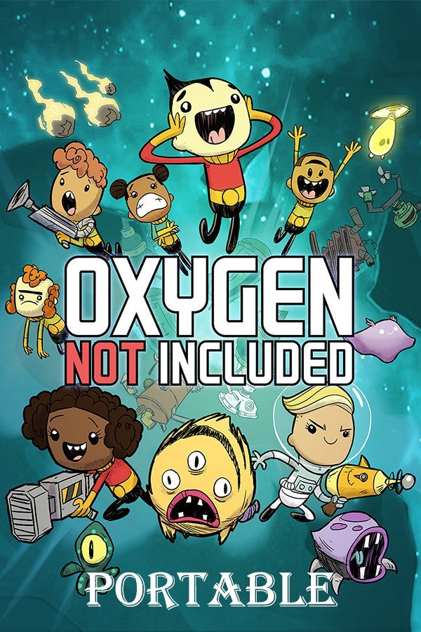 Oxygen Not Included v.449460 [Portable] (2019) Лицензия
