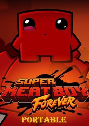 Super Meat Boy Forever [Portable] (2020) Лицензия