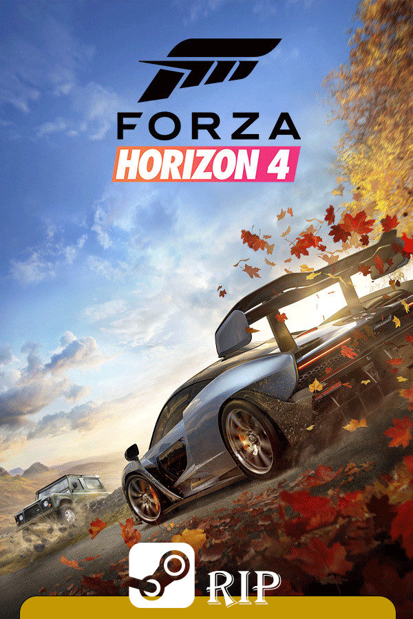 Forza Horizon 4: Ultimate Edition [Steam-Rip] (2018) Лицензия