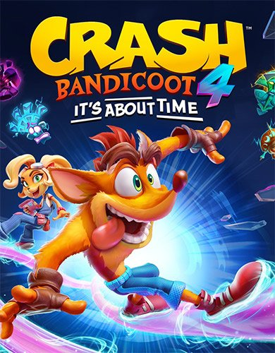 Crash Bandicoot 4: It's About Time (2021) RePack от R.G. Механики